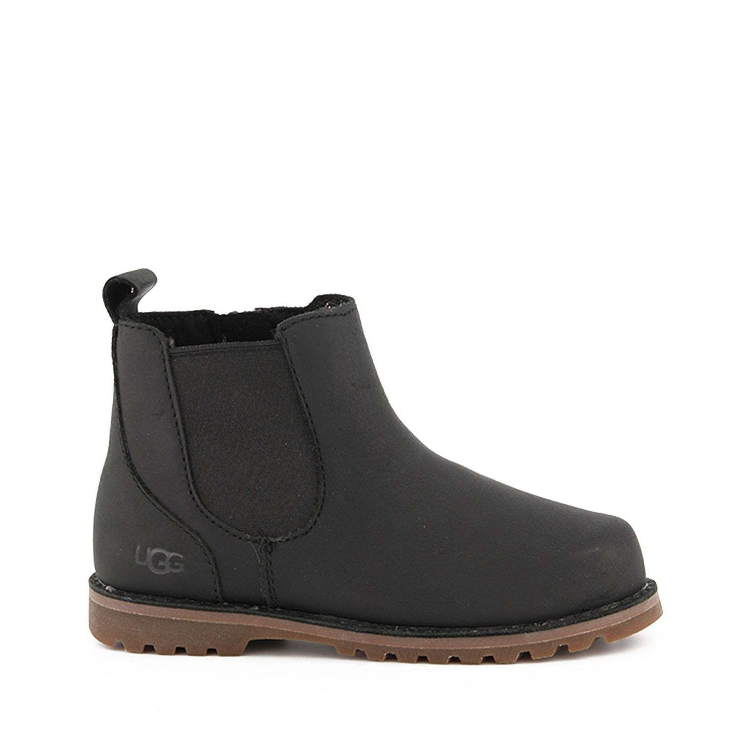 Picture of UGG 1100172 kids boots black