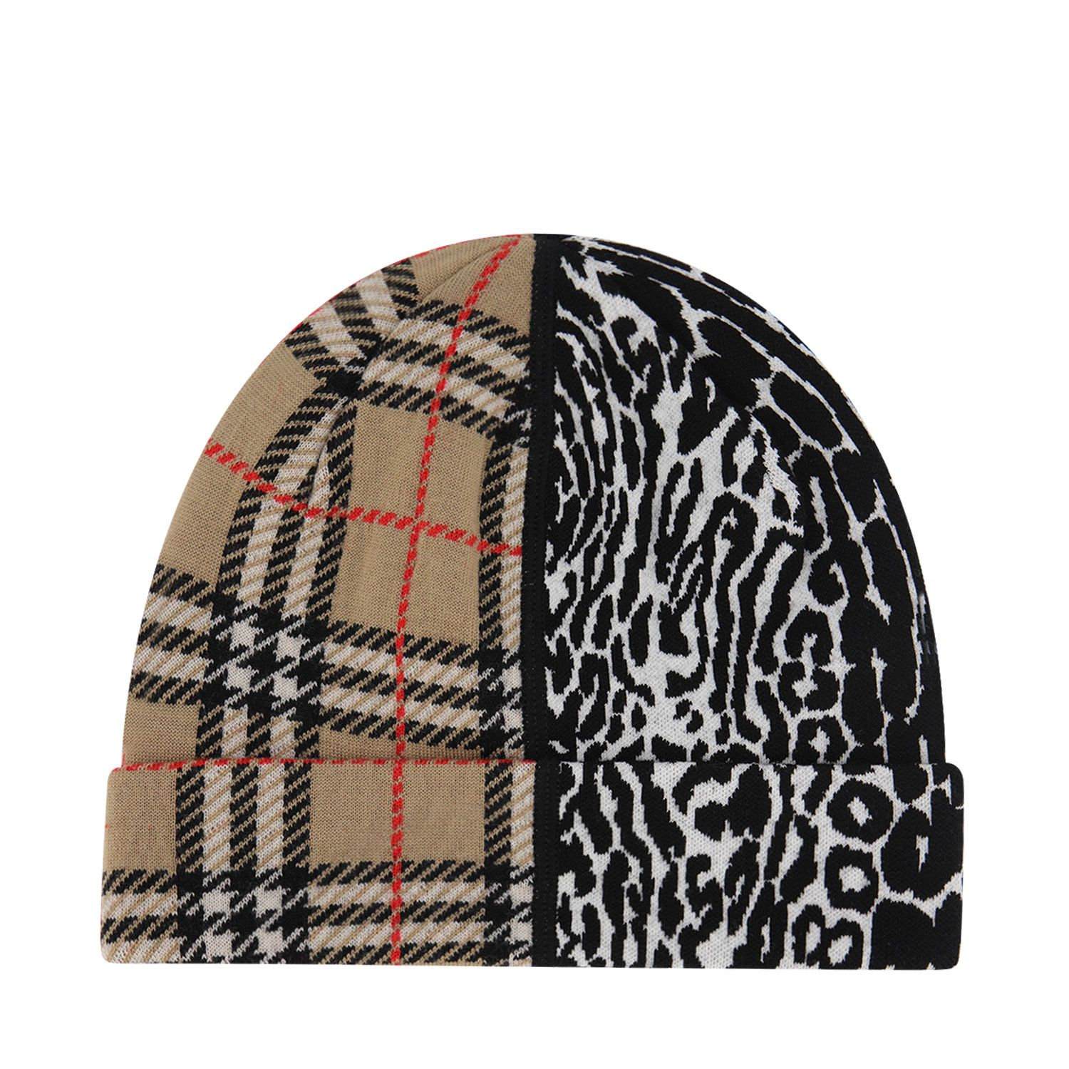 Picture of Burberry 8033119 kids hat beige