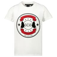Afbeelding van NIK&NIK G8421 kinder t-shirt off white