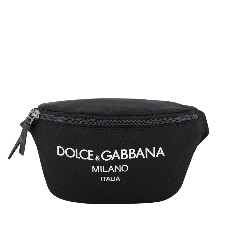 Afbeelding van Dolce & Gabbana EM0072/AJ923 kindertas zwart