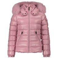 Afbeelding van Moncler 1A58412 kinderjas roze
