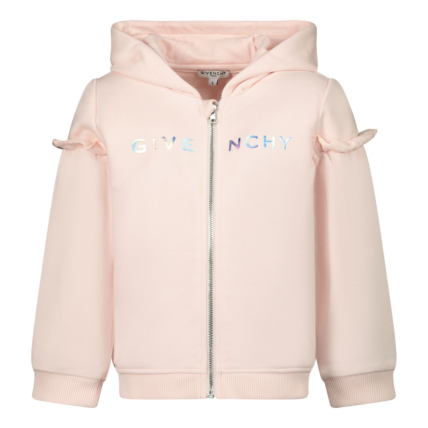 Picture of Givenchy H05165 baby vest light pink