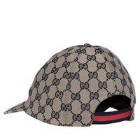 Picture of Gucci 481774 kids cap blue