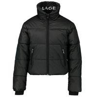 Picture of Karl Lagerfeld Z16072 kids jacket black