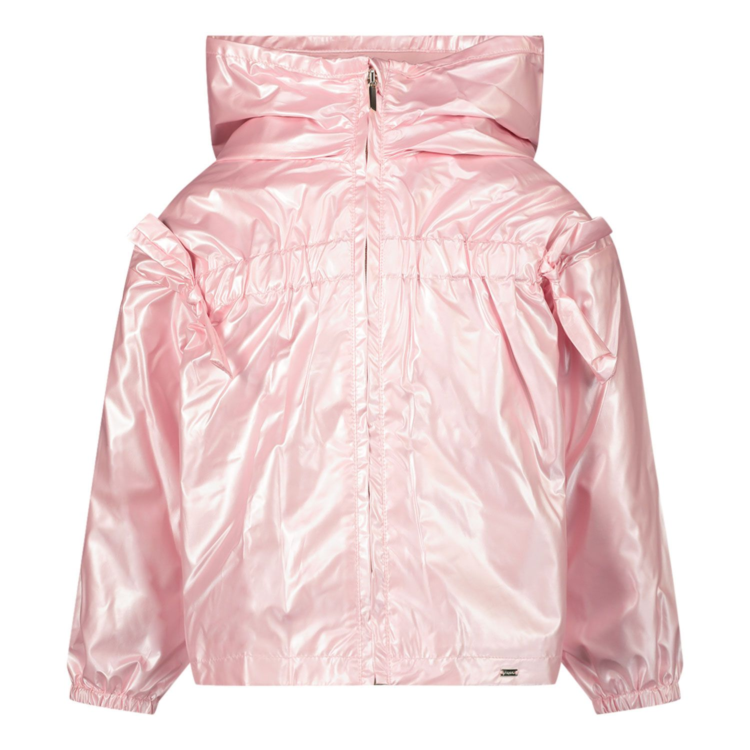 Picture of Mayoral 1485 baby coat light pink