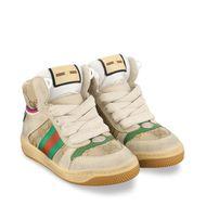 Afbeelding van Gucci 630816 kindersneakers beige