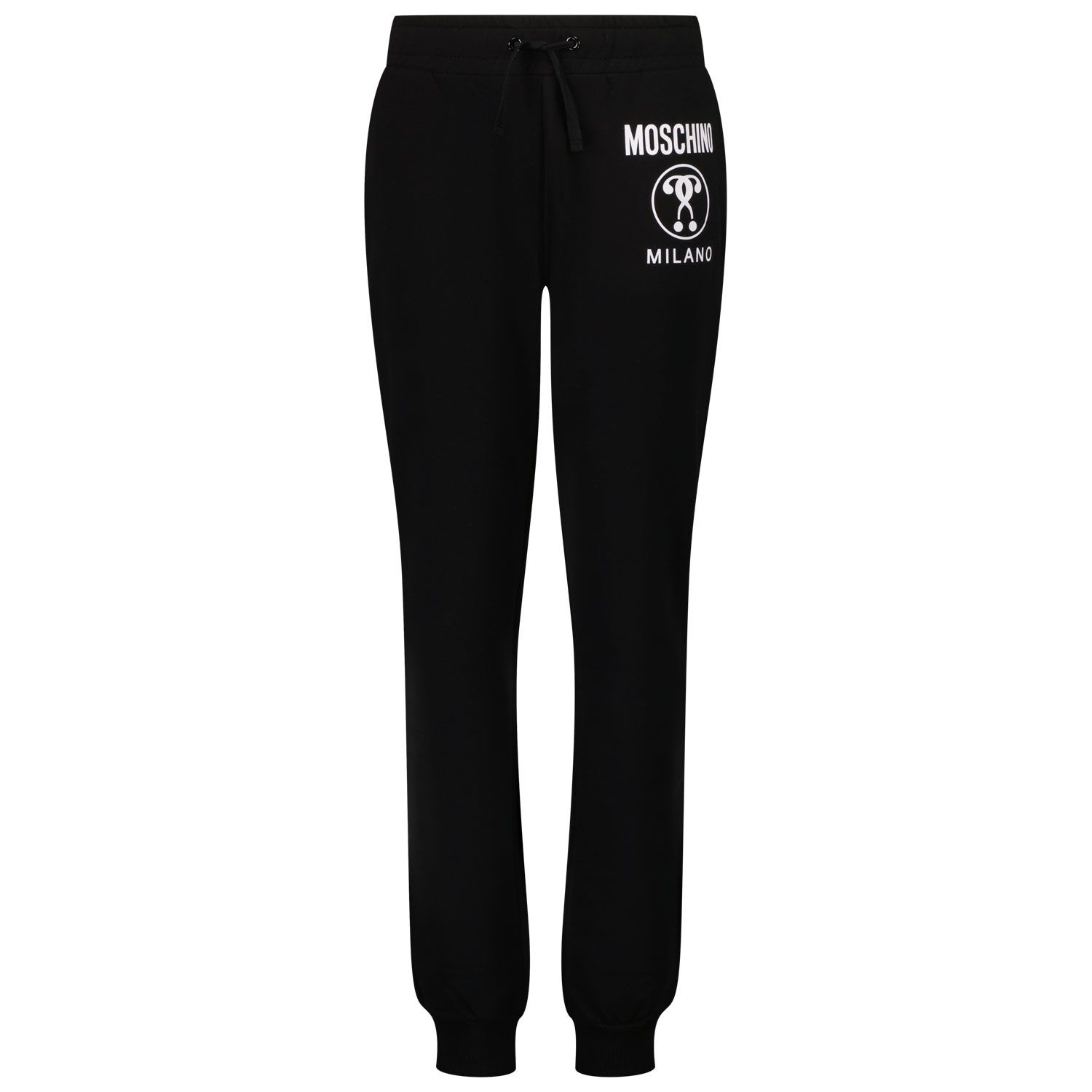 Picture of Moschino HUP04R kids jeans black
