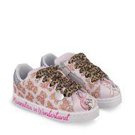 Afbeelding van MonnaLisa 8C6011 kindersneakers licht roze