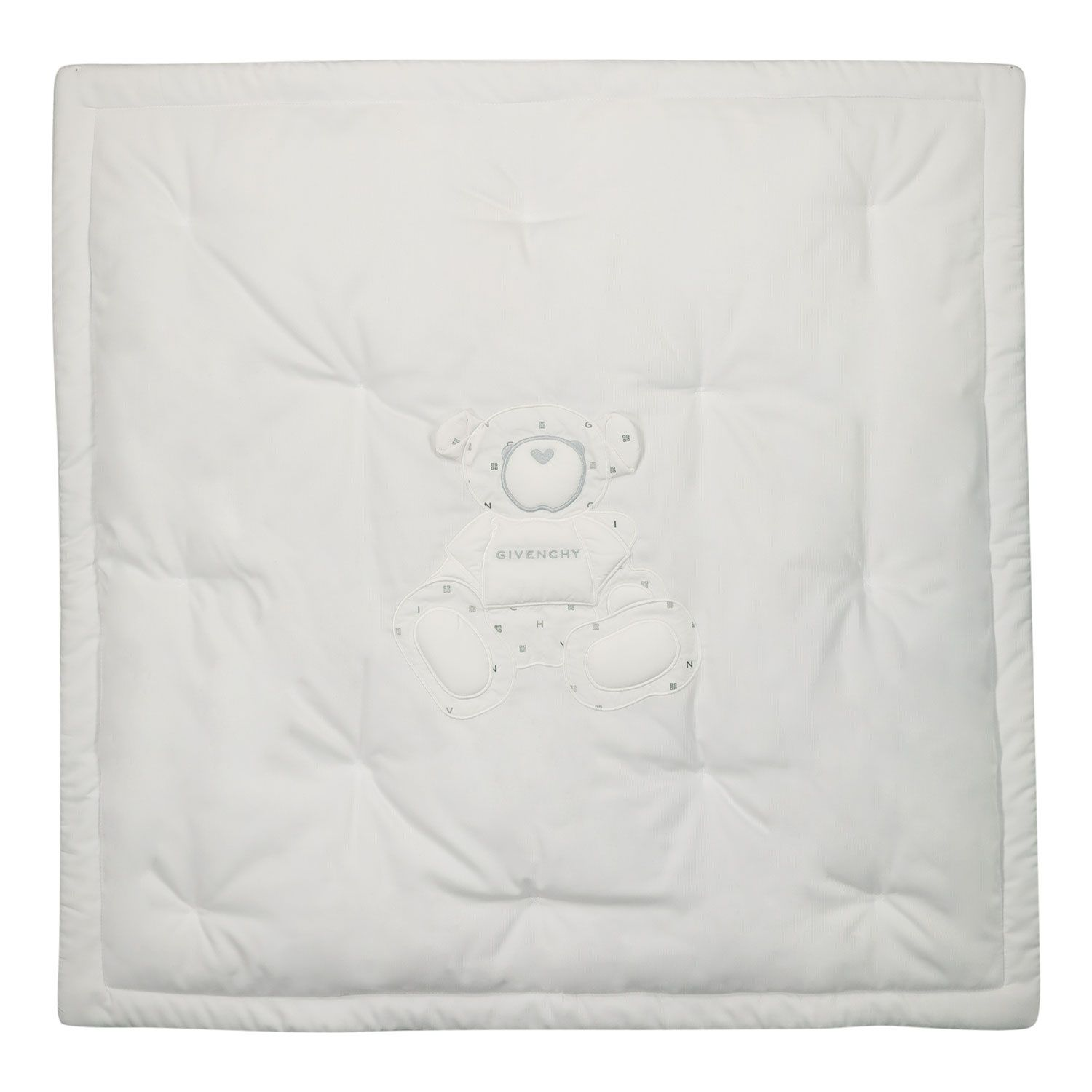 Picture of Givenchy H90082 baby accessory white