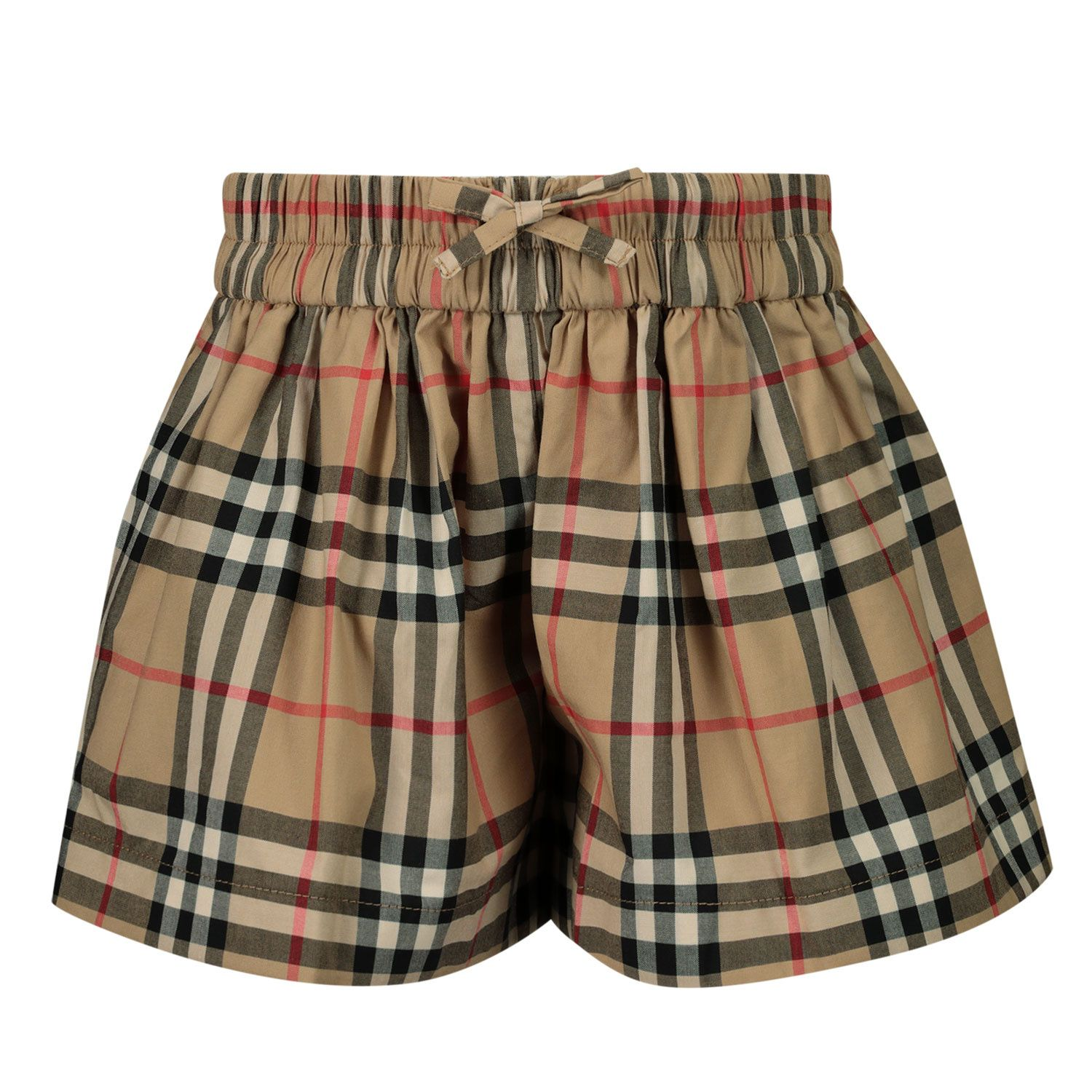 Picture of Burberry 8037045 baby shorts beige