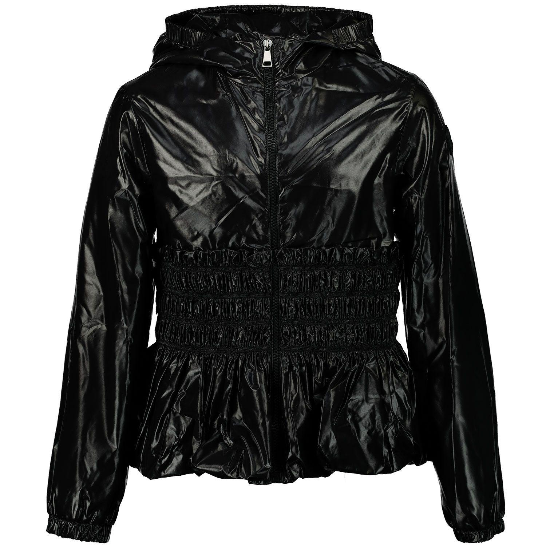 Picture of Moncler 1A73010 kids jacket black