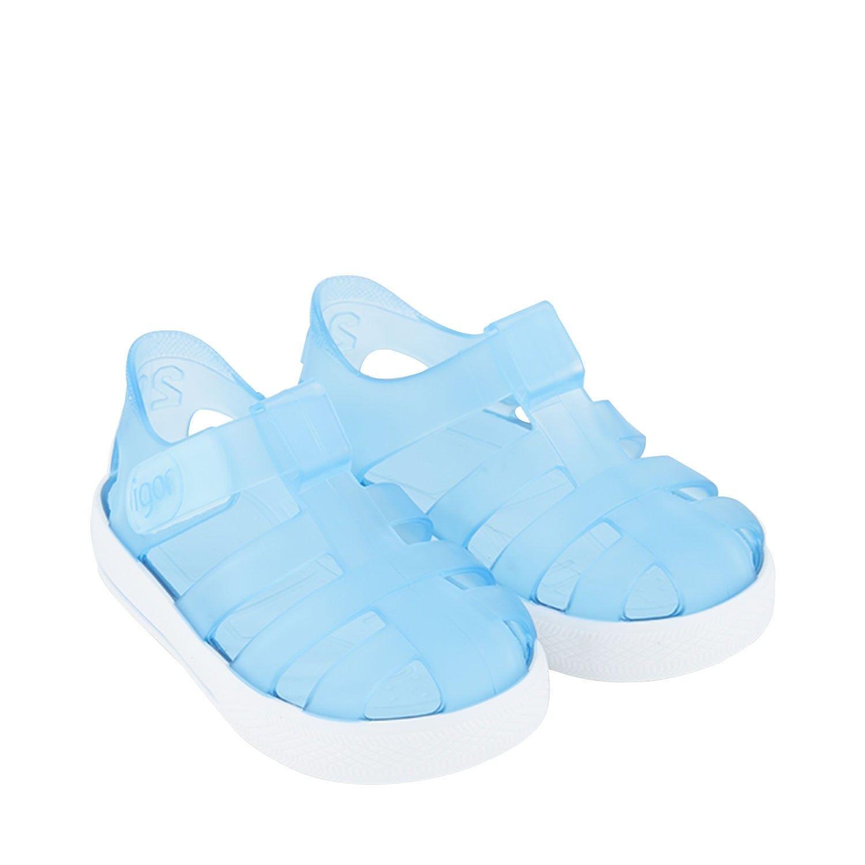 Afbeelding van Igor S10171 kindersandalen licht blauw