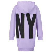Picture of DKNY D32801 kids dress lilac