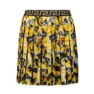 Afbeelding van Versace 1000240 1A01390 kinderrokje zwart/goud