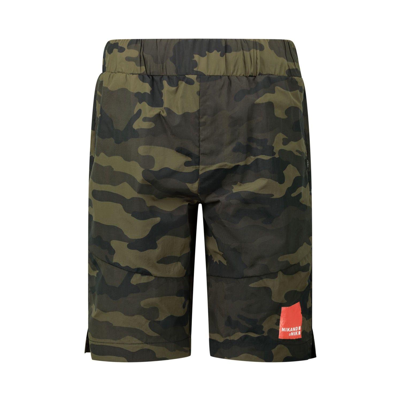 Afbeelding van NIK&NIK B2750 kinder shorts army