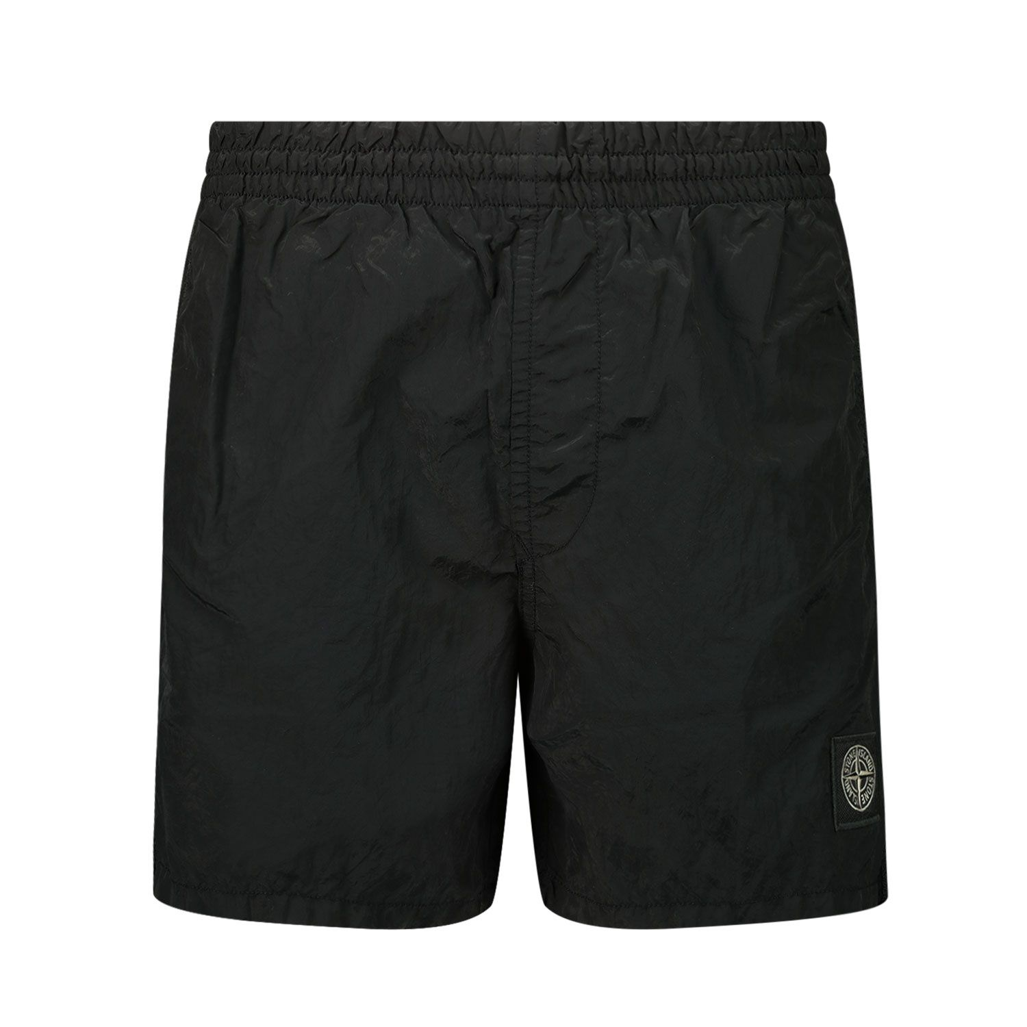 Picture of Stone Island B0213 kids swimwear black