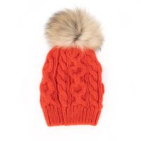 Picture of Woolrich WKACC1196 kids hat red
