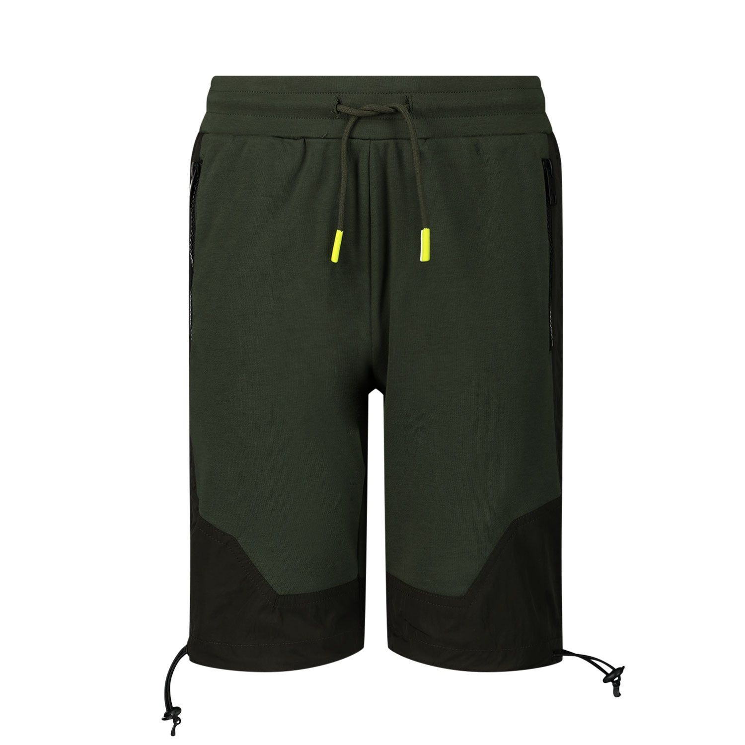 Picture of Antony Morato MKFP00178 kids shorts army