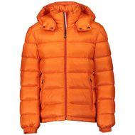 Afbeelding van Moncler 1A58720 kinderjas oranje