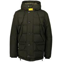 Picture of Parajumpers RU63 kids jacket dark green