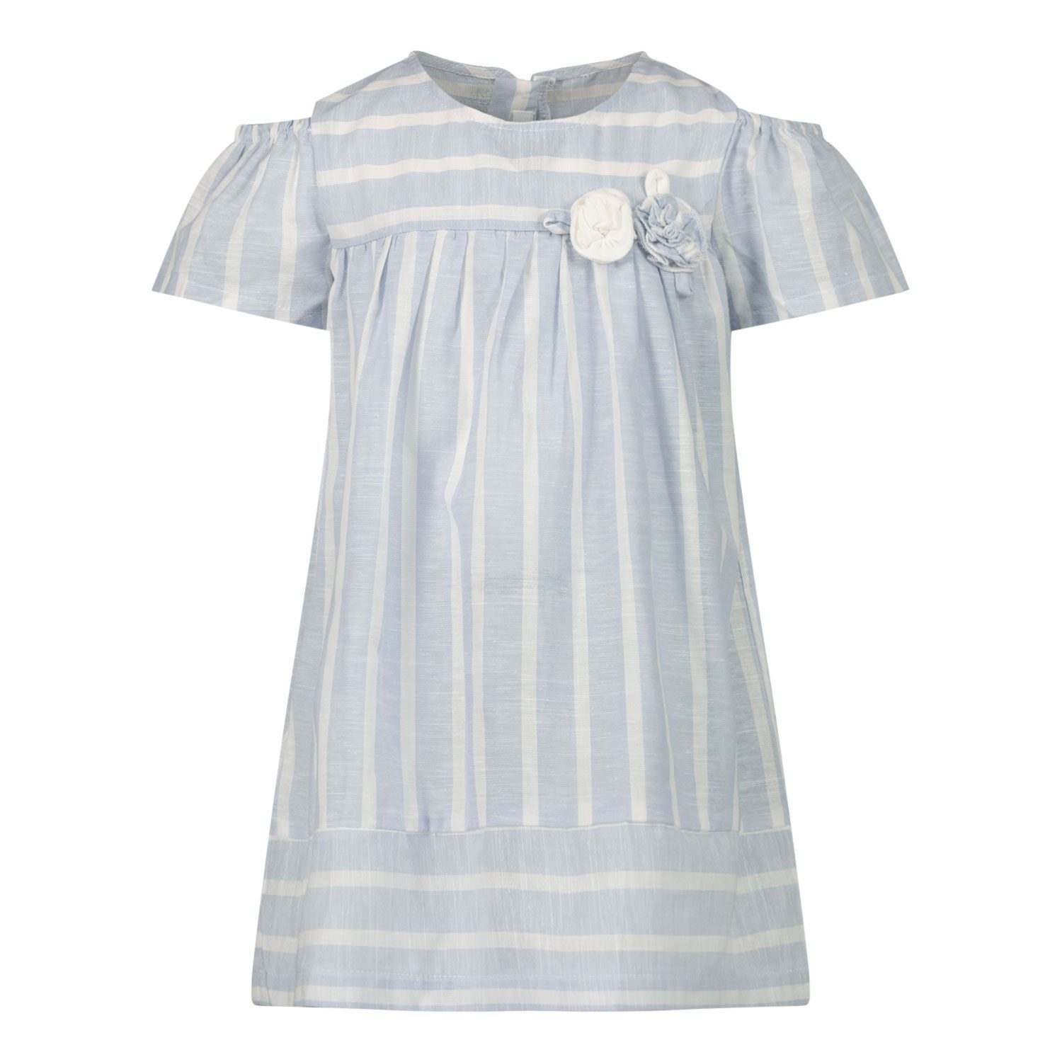 Picture of Mayoral 1980 baby dress light blue