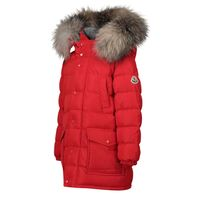 Picture of Moncler 4236525 baby coat red