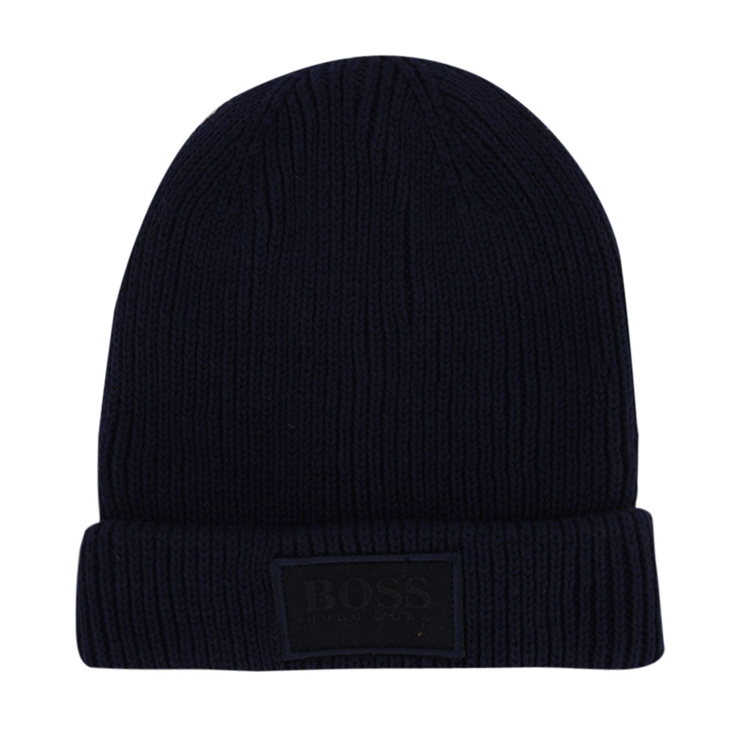 Picture of Boss J21222 kids hat navy