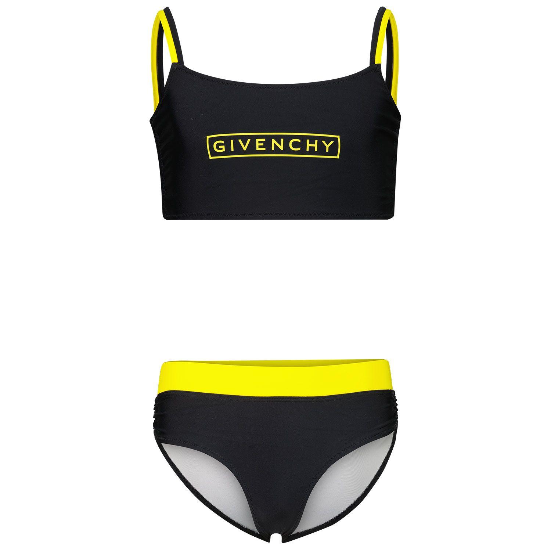 Bild von Givenchy H10036 Kinderschwimmbekleidung Schwarz