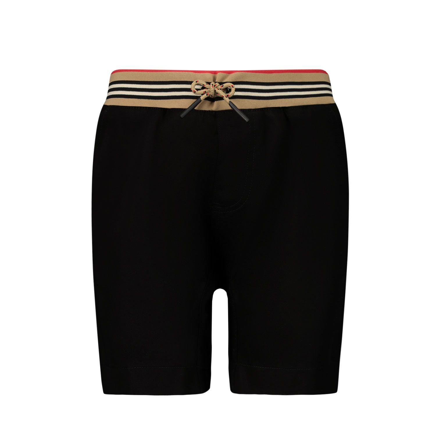 Picture of Burberry 8036434 baby shorts black