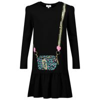Picture of Marc Jacobs W12348 kids dress black