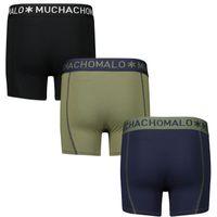 Picture of Muchachomalo 1010JSOLID kids underwear blue
