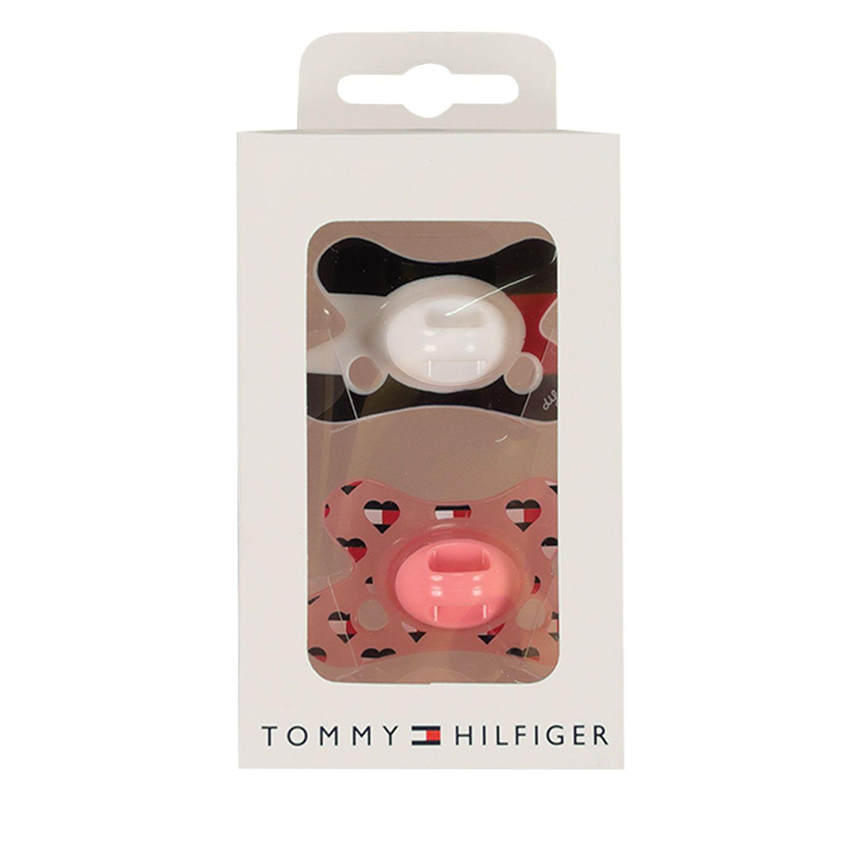 Afbeelding van Tommy Hilfiger KN0KN01306 babyaccessoire roze