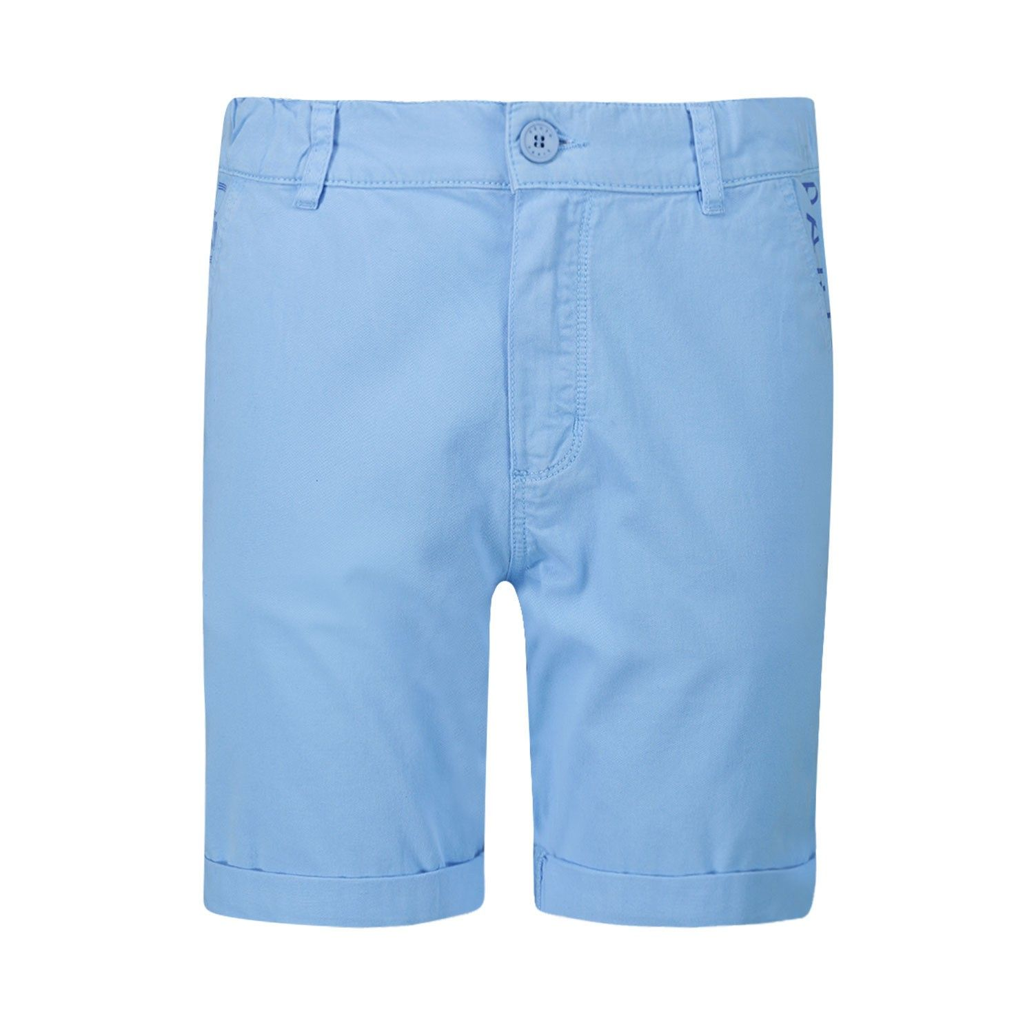 Picture of Kenzo 25508 kids shorts blue