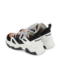 Picture of Dsquared2 67081 kids sneakers sand