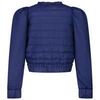 Picture of Mayoral 3482 kids jacket navy