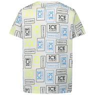 Afbeelding van Iceberg TSICE0312J kinder t-shirt wit