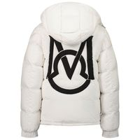 Picture of Moncler 1A53F20 kids jacket off white