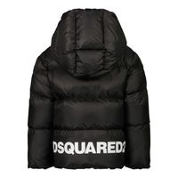 Picture of Dsquared2 DQ04D2 baby coat black