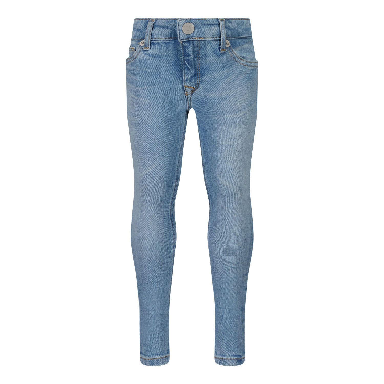 Picture of Tommy Hilfiger KG0KG05748 B baby pants jeans