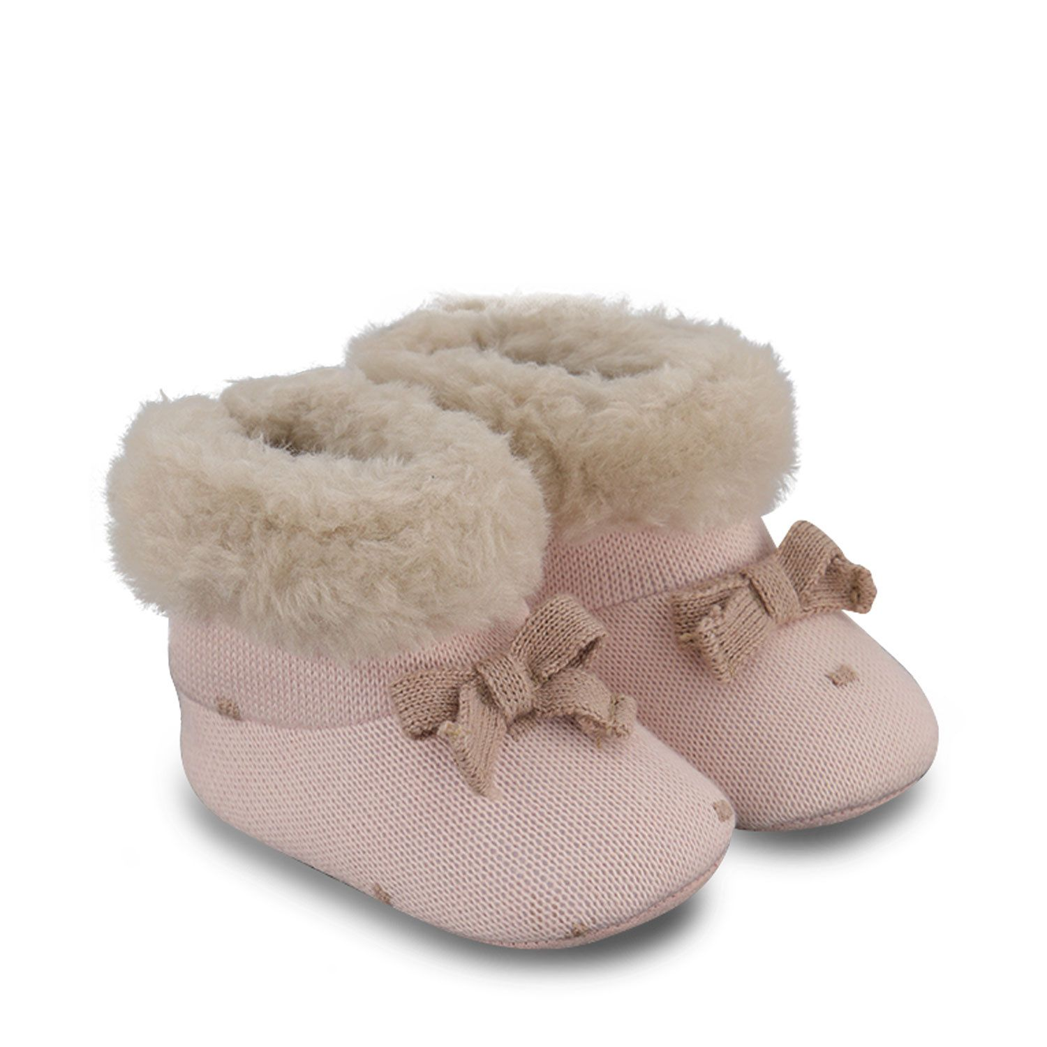 Picture of Mayoral 9453 baby shoes light pink