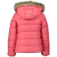 Picture of Tommy Hilfiger KG0KG04682 kids jacket dark pink