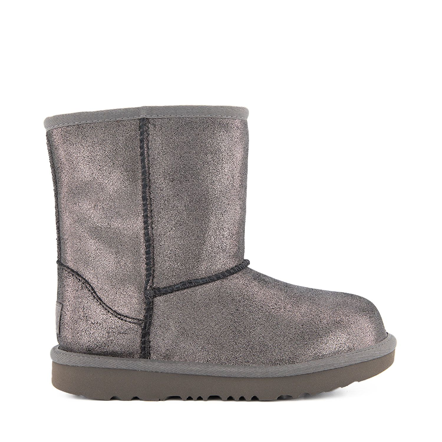 Picture of Ugg 1123663 kids boots black