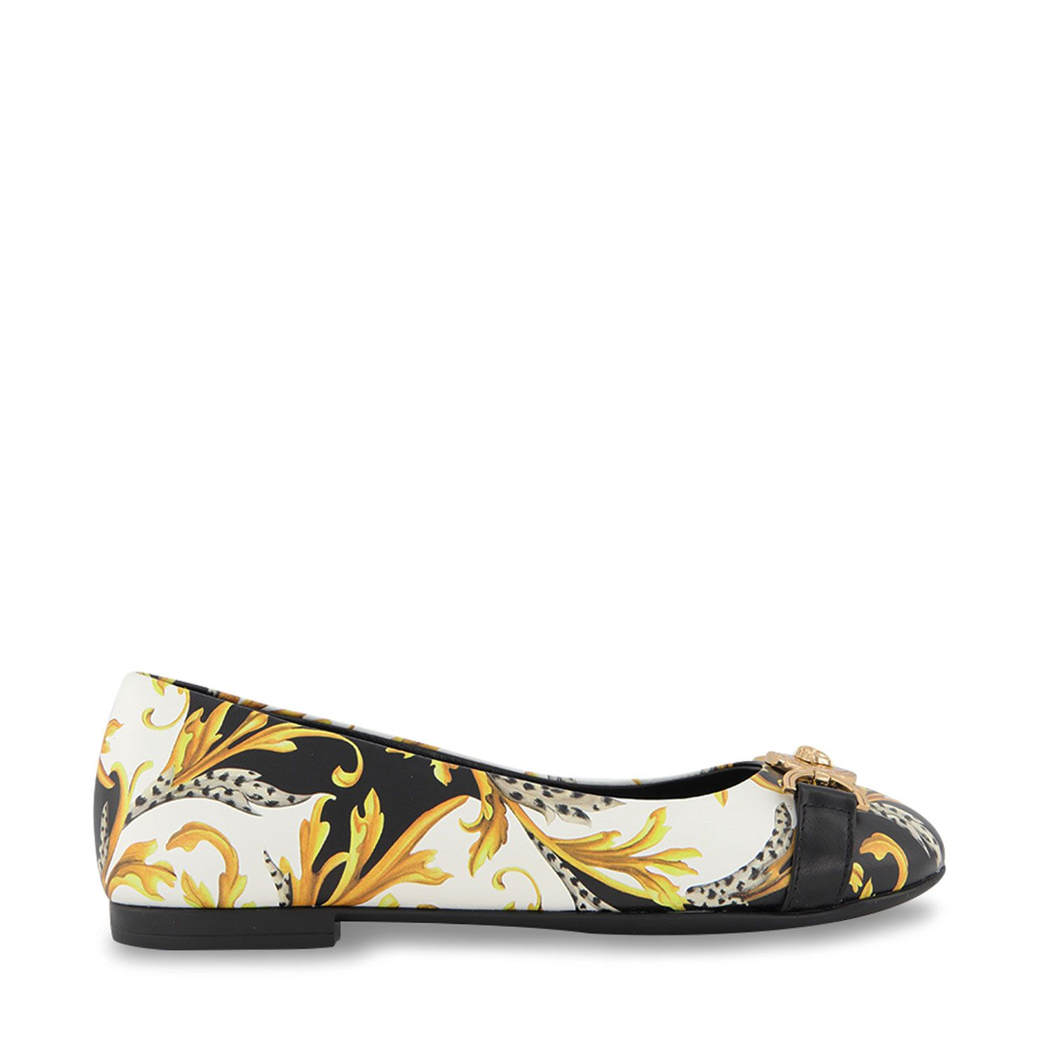 Picture of Versace YHF00052 kids shoes black