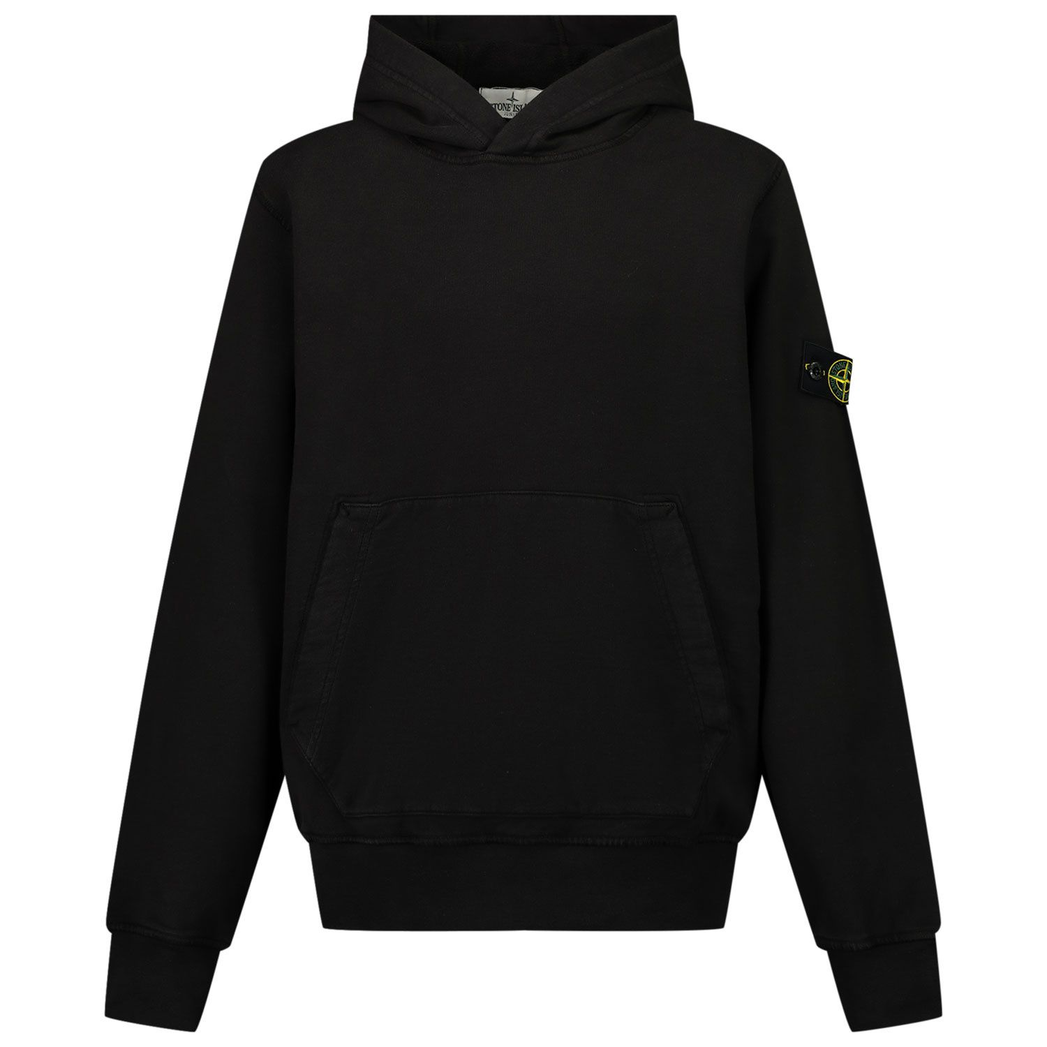 Picture of Stone Island 61640 kids sweater black