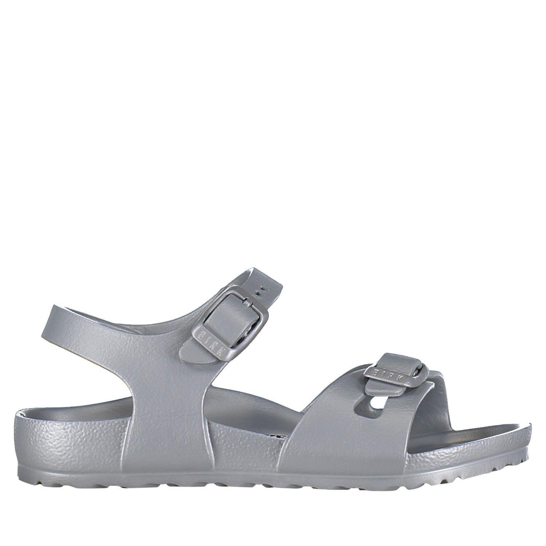 Picture of Birkenstock EVA RIO kids sandals silver
