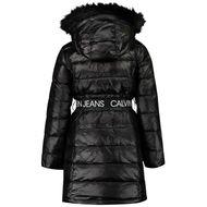 Afbeelding van Calvin Klein IG0IG00596 kinderjas zwart