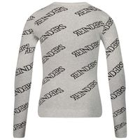 Picture of Reinders G2404 kids sweater grey