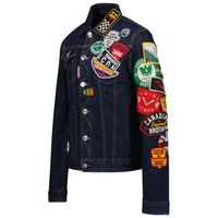 Picture of Dsquared2 DQ0341 kids jacket jeans