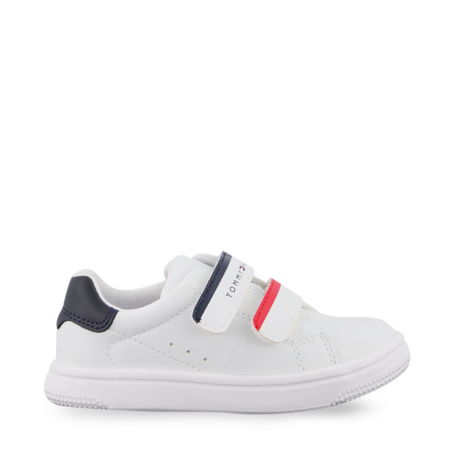 Picture of Tommy Hilfiger 31079 kids sneakers white
