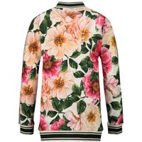 Picture of Dolce & Gabbana L5JW3H FSGUD kids vest pink